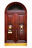 дверь традиционная стоковые изображения rf