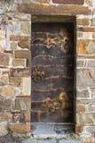 Дверь утюга Стоковое Фото