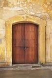 Дверь форта Стоковые Фотографии RF