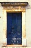 дверь Франция Стоковая Фотография