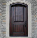 дверь шикарная Стоковое фото RF