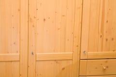 дверь шкафа Стоковые Фото