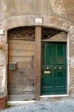 дверь 04 Стоковые Фото