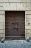 дверь 10 Стоковая Фотография RF