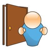 дверь Стоковые Фото