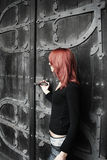 дверь Стоковые Изображения