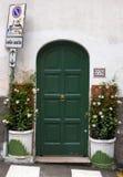 Дверь 7 Стоковое Изображение