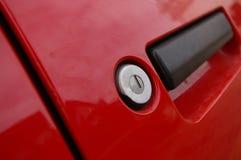 дверь corvette к Стоковая Фотография
