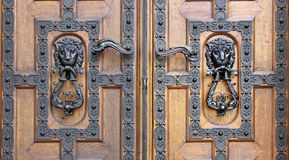 Дверь decor2 Стоковая Фотография RF