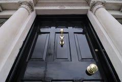 дверь dublin Стоковые Изображения