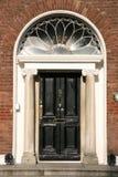 дверь dublin Стоковая Фотография