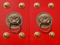 Дверь Knocker Стоковая Фотография RF