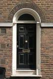 дверь london стоковые фотографии rf