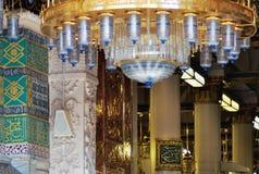 Дверь Madina AlManawarah Стоковое Изображение RF
