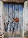 Дверь maharka el jijel - Алжир Стоковое Изображение RF