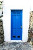 Дверь Panarea Стоковое фото RF