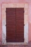 Дверь Provencal Стоковые Изображения RF