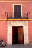 дверь sevillan Стоковая Фотография