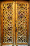 Дверь, Toledo, Испания Стоковая Фотография