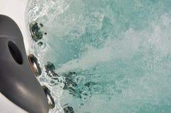 Двигатели бассейна спа заплыва стоковые фотографии rf