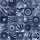 Двигатели Стоковое Изображение
