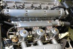 двигатель автомобиля исторический Стоковое Фото