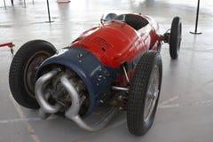 двигатель автомобиля участвуя в гонке radial Стоковое фото RF