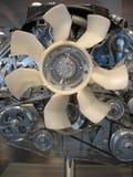 двигатель автомобиля Стоковое Изображение