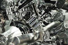 двигатель внутрь Стоковые Фото