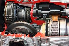 двигатель внутрь Стоковые Изображения RF