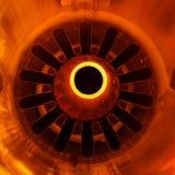 двигатель вытыхания Стоковое фото RF