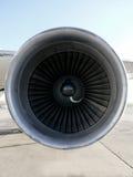 двигатель двигателя воздушных судн Стоковая Фотография RF