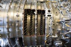двигатель двигателя предпосылки воздушных судн большой делает механически трубы панковские системы пара и Сделал большую предпосы Стоковое Фото