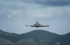 двигатель дела приземляясь приватное малое стоковая фотография rf