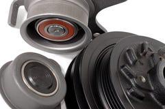 двигатель детали автомобиля Стоковое Фото
