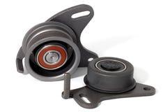 двигатель детали автомобиля Стоковое фото RF
