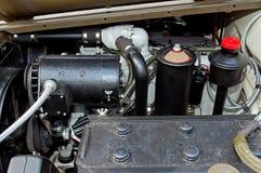 двигатель детали автомобиля Стоковое Изображение