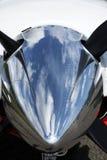 двигатель детали дела самолета Стоковые Изображения RF