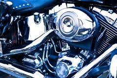 двигатель детали Стоковая Фотография