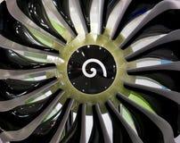 двигатель лезвий Стоковое Изображение RF