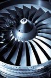 двигатель лезвий стоковая фотография rf
