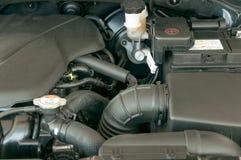 Двигатель (мотор автомобиля) Стоковое Фото