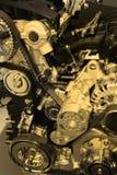 двигатель сгорания внутренний Стоковые Изображения RF