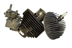 двигатель сгорания Стоковое Изображение