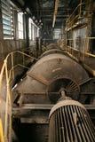 двигатель старый Стоковая Фотография