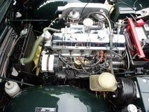 двигатель старый Стоковое Изображение