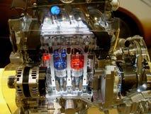 двигатель Стоковая Фотография RF