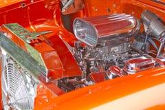 Двигатель 1955 Chevy Delray Стоковые Фото