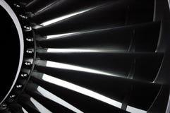 двигатель 4 двигателей Стоковое Изображение RF