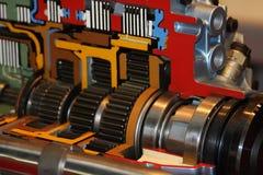 двигатель Стоковая Фотография